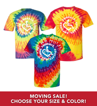 Moving Sale/Tie-Dye T-Shirts (Adult)