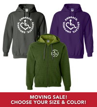 Moving Sale - Circle of 3E Love Sweatshirts (Adult)