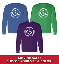 Moving Sale - Circle of 3E Love Long Sleeves (Adult)