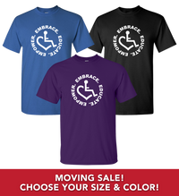 Moving Sale - Circle of 3E Love T-Shirts (Adult)