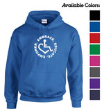 Circle of 3E Love Hooded Pullover