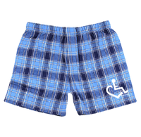 New! Flannel Boxer Shorts