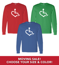 Moving Sale - Original Heart Long Sleeves (Adult)