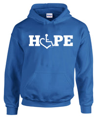 HOPE Hooded Pullover
