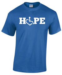 HOPE Tee - Royal Blue