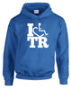 I Heart TR Hooded Pullover