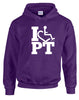 I Heart PT Hooded Pullover