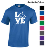 LOVE Music Therapy T-Shirt