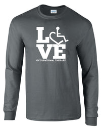 Love Occupational Therapy Long Sleeve