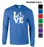 LOVE Physical Therapy Long Sleeve