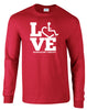 LOVE Respiratory Therapy Long Sleeve