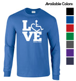 LOVE Social Work Long Sleeve
