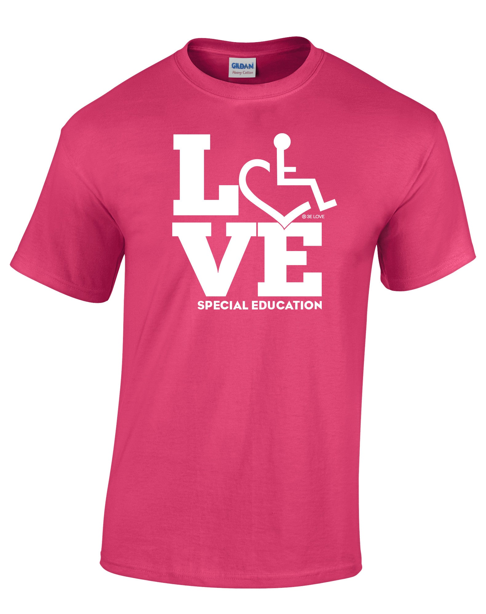 LOVE Special Education T-Shirt