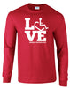 LOVE Speech Pathology Long Sleeve