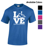 LOVE Therapeutic Recreation T-Shirt