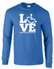 LOVE Therapeutic Recreation Long Sleeve