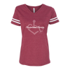 New! Occupational Therapy Women's Football Jersey Tee