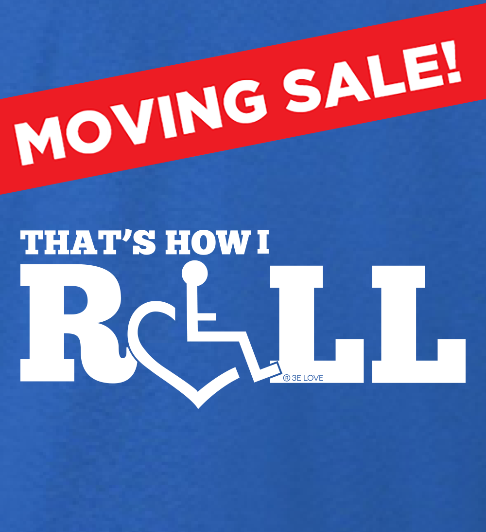 Moving Sale - That's How I Roll T-Shirts (Adult)