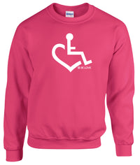 Original Heart Crewneck Sweatshirt
