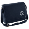 New! Embroidered Messenger Bag w/ Circle of 3E