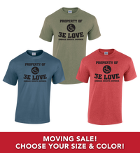 Moving Sale - Property of 3ELove Vintage T-Shirts (Adult)