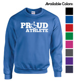 Proud Athlete Crewneck Sweatshirt