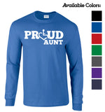 Proud Aunt Long Sleeve