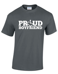 PROUD Boyfriend T-Shirt