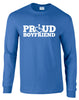 Proud Boyfriend Long Sleeve