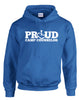 PROUD Camp Counselor Hooded Pullover