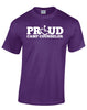 PROUD Camp Counselor Short Sleeve T-Shirt