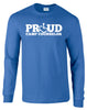 PROUD Camp Counselor Long Sleeve Tee
