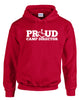 PROUD Camp Director Hooded Pullover