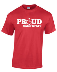 PROUD Camp Staff Short Sleeve T-Shirt