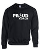 Proud Coach Crewneck Sweatshirt