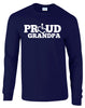 Proud Grandpa Long Sleeve