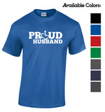 PROUD Husband T-Shirt
