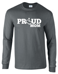Proud Mom Long Sleeve
