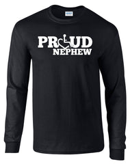 Proud Nephew Long Sleeve