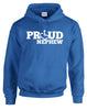Proud Nephew Hooded Pullover
