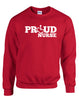 Proud Nurse Crewneck Sweatshirt