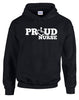 Proud Nurse Hooded Pullover