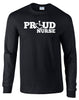 Proud Nurse Long Sleeve