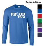 Proud Papa Long Sleeve