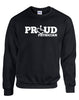 Proud Physician Crewneck Sweatshirt
