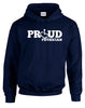 Proud Physician Hooded Pullover