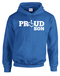 Proud Son Hooded Pullover