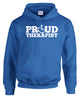 Proud Therapist Hooded Pullover