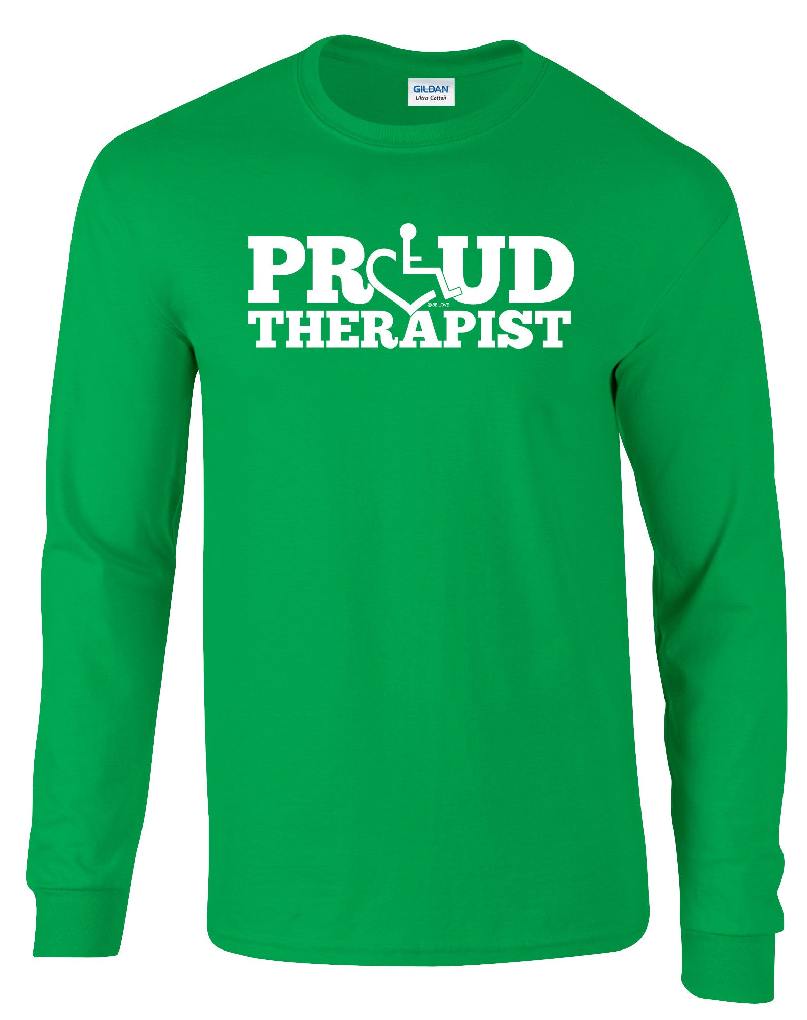 Proud Therapist Long Sleeve