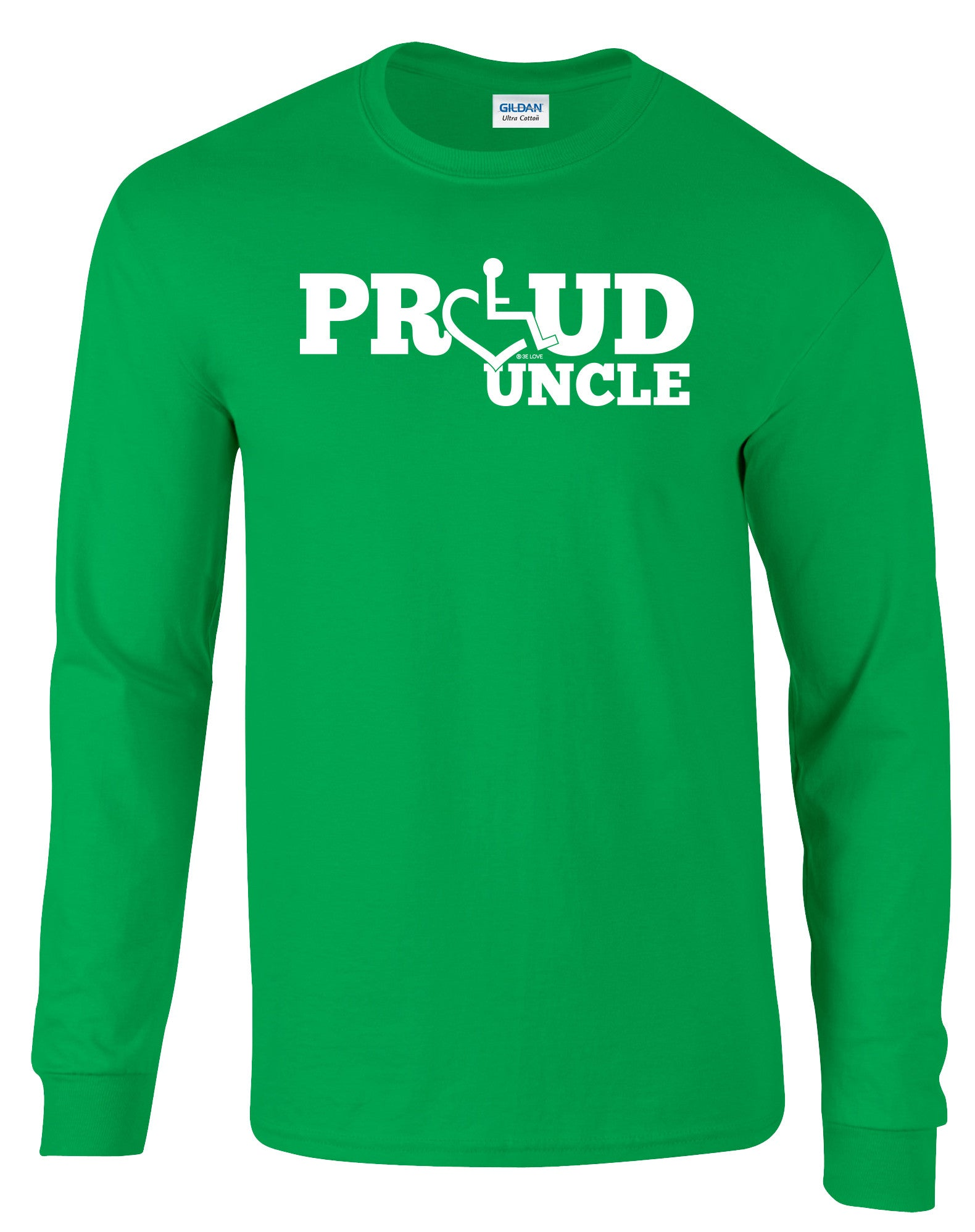 Proud Uncle Long Sleeve